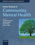 Oxford Textbook of Community Mental Health (Oxford Textbooks in Psychiatry)