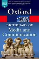 A Dictionary of Media and Communication af Roderick Munday, Daniel Chandler