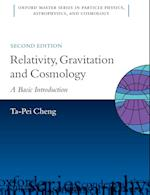 Relativity, Gravitation and Cosmology (Oxford Master Series in Physics, nr. 11)
