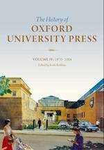 The History of Oxford University Press: Volume IV (History of Oxford University Press)