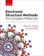 Electronic Structure Methods for Complex Materials
