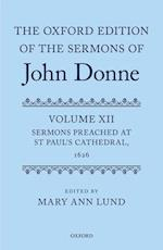 The Oxford Edition of the Sermons of John Donne (Oxford Edition of the Sermons of John Donne)