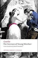 The Sorrows of Young Werther af David Constantine, Johann Wolfgang von Goethe