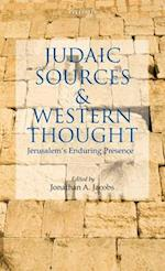Judaic Sources and Western Thought