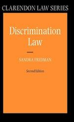 Discrimination Law (Clarendon Law Series)