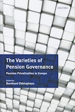 The Varieties of Pension Governance
