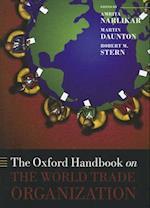 The Oxford Handbook on The World Trade Organization
