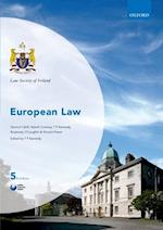 European Law (Law Society of Ireland Manuals)