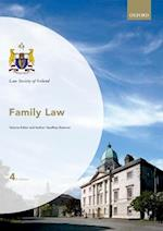 Family Law (Law Society of Ireland Manuals)