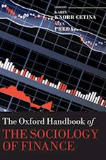The Oxford Handbook of the Sociology of Finance af Karin Knorr Cetina, Alex Preda