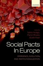 Social Pacts in Europe
