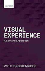 Visual Experience (Oxford Philosophical Monographs)