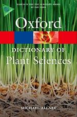 A Dictionary of Plant Sciences af Michael Allaby