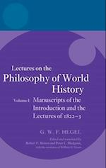 Hegel: Lectures on the Philosophy of World History