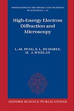 High Energy Electron Diffraction and Microscopy (Monographs on the Physics & Chemistry of Materials, nr. 61)
