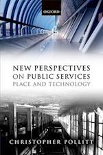 New Perspectives on Public Services