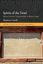 Spirits of the Dead (Oxford Studies in Ancient Documents)