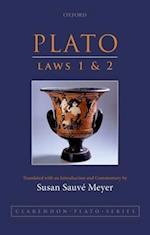 Plato: Laws 1 and 2 (Clarendon Plato Series)