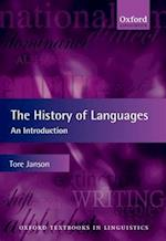 The History of Languages af Tore Janson