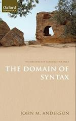 The Domain of Syntax