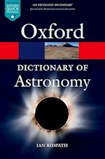 A Dictionary of Astronomy (Oxford Paperback Reference)