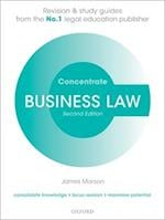Business Law Concentrate (Concentrate)