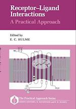 Receptor-Ligand Interactions: A Practical Approach (Practical Approach Series, nr. 92)