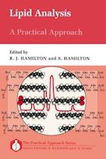Lipid Analysis: A Practical Approach (Practical Approach Series, nr. 112)