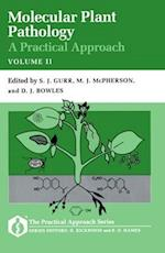 Molecular Plant Pathology: Volume II (Practical Approach Series, nr. 103)