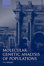 Molecular Genetic Analysis of Populations (Practical Approach Paperback, nr. 187)