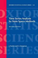 Time Series Analysis by State Space Methods (OXFORD STATISTICAL SCIENCE SERIES, nr. 38)