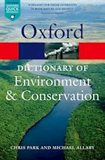 A Dictionary of Environment and Conservation af Michael Allaby