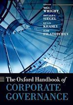 The Oxford Handbook of Corporate Governance