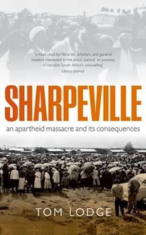 Bog, paperback Sharpeville af Tom Lodge