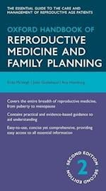 Oxford Handbook of Reproductive Medicine and Family Planning (Oxford Medical Handbooks)