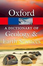 A Dictionary of Geology and Earth Sciences (Oxford Paperback Reference)