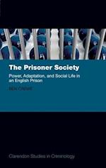 The Prisoner Society (Clarendon Studies in Criminology)