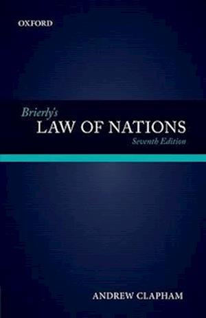 Brierly's Law of Nations