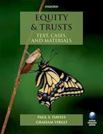 Equity & Trusts: Text, Cases, and Materials (Text Cases and Materials)