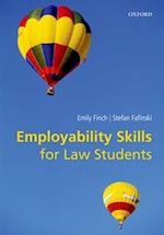 Employability Skills for Law Students af Emily Finch