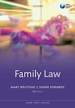 Family Law (Core Texts Series)
