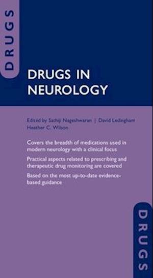 Bog, paperback Drugs in Neurology af Sathiji Nageshwaran