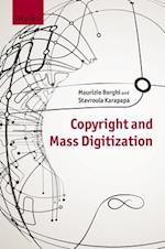 Copyright and Mass Digitization