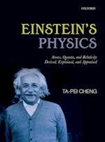 Einstein's Physics