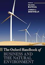 The Oxford Handbook of Business and the Natural Environment (Oxford Handbooks)
