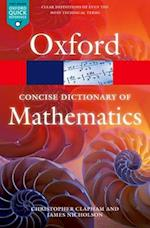 The Concise Oxford Dictionary of Mathematics (Oxford Quick Reference)