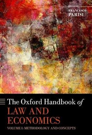 Bog, hardback The Oxford Handbook of Law and Economics af Francesco Parisi