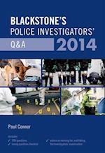 Blackstone's Police Investigators' Q&A 2014