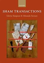 Sham Transactions af Edwin Simpson