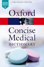 Concise Medical Dictionary af Elizabeth Martin